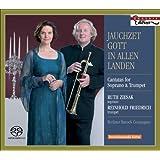 Bach, J.S.: Jauchzet Gott in Allen Landen! / Zelenka, J.D.: Psalm 112 (Cantatas for Soprano and Trumpet)