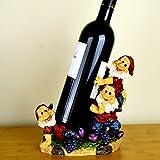 Eminent Craft - Accents - 3 Drawfs Wine Bottle Holder