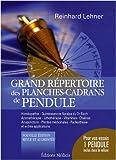 echange, troc Reinhard Lehner - Grand répertoire des planches-cadrans de pendules