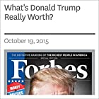 What's Donald Trump Really Worth? (       ungekürzt) von Randall Lane Gesprochen von: Daniel May