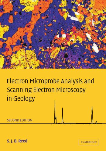 Electron Microprobe Analysis And Scanning Electron Microscopy In Geology