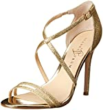 Ivanka Trump Womens Itduchess2 Dress Sandal,Gold,8.5 M US