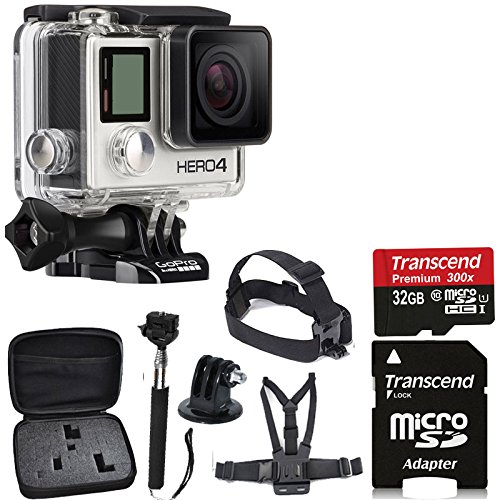 GoPro HERO4 SILVER Edition Camera HD Camcorder