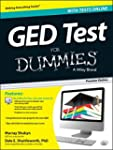 GED Test For Dummies , 3rd Edition wi...