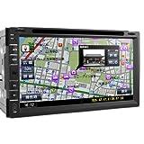 (TD697GY)再度改良済!XTRONS 2DIN 7インチ カーナビ DVDプレーヤー 高視認性 8G観光地図カード付 ゼンリン地図データ るるぶDATA ブルートゥース iPod ラジオ CD録音
