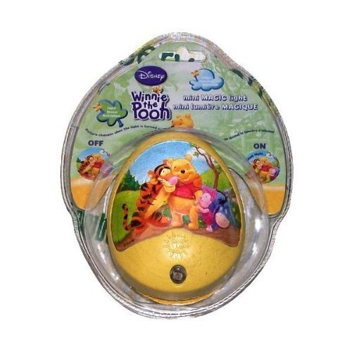 Disney Winnie the Pooh and Friends Mini Magic Night Light