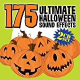 DJ 175 ULTIMATE HALLOWEEN SOUND EFFECTS 2 CD SET