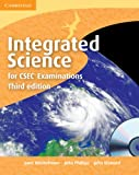 Integrated Science for CSEC Secondary Only Student Book with CD-ROM