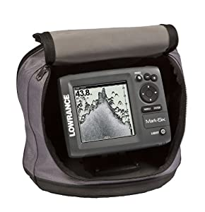 Lowrance Mark-5x Portable 5-Inch Waterproof Fishfinder by Lowrance