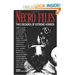 Necro Files: Two Decades of Extreme Horror by George R.R. Martin,&#32;Bentley Little,&#32;Edward Lee and Graham Masterton