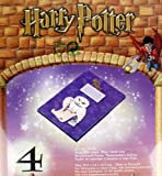 "Set of 4 Harry Potter ""Owl Post with Hedwig"" Cardboard Document Boxes"