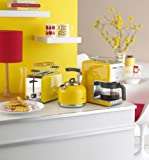 Kenwood kMix Boutique 2-Slot Toaster, Bright Yellow