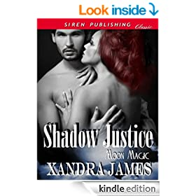 Shadow Justice [Moon Magic 1] (Siren Publishing Classic)
