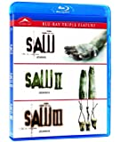 Saw I,II & III Triple Feature [Blu-ray]