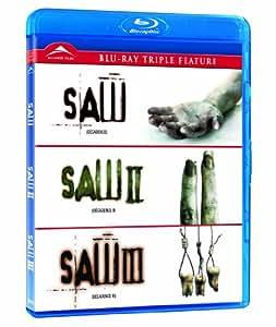 SAW 1/2/3 [Blu-ray]