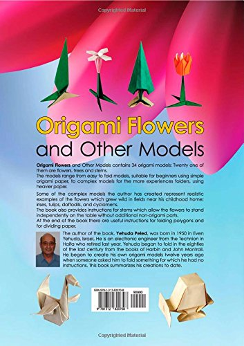 Origami Flowers and Other Models