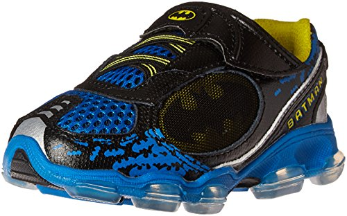 Stride Rite Batman Lighted Sneaker Running Shoe (Little Kid) at Gotham City Store