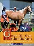 Christoph Rieser Gutes für den Pferderücken: Der passende Sattel für Pferd und Reiter