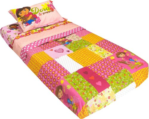 Dora Bedding Set