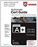 CompTIA A+ 220-801 and 220-802 Authorized Cert Guide MyITCertificaitonLab - Access Card (0133070743) by Soper, Mark Edward