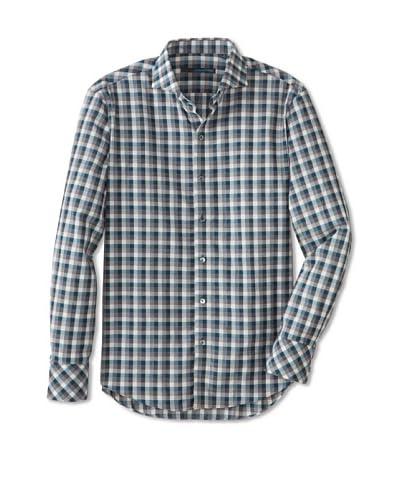 Zachary Prell Men's Darren Checked Long Sleeve Shirt