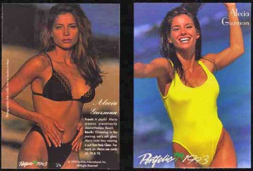 Portfolio+Swimsuit+Pin-up+1993+Nonsports+Trading+Card+%2378