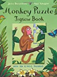 Julia Donaldson Monkey Puzzle Jigsaw Book