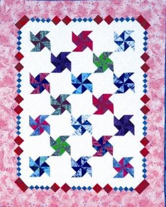Pinwheels Quilt Pattern