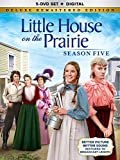 Little House on the Prairie: Season 5 [Deluxe Remastered Edition DVD + UltraViolet Digital Copy]