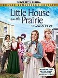 Little House on the Prairie Season 5 [Deluxe Remastered Edition - DVD + Digital]
