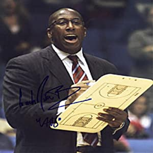 Mike Brown Autographed Signed Cleveland Cavaliers 8x10 Photo by Hollywood+Collectibles