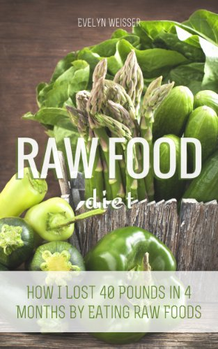 How I Lost 40 Pounds in 4 Months by Eating Raw Foods