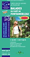 Fontainebleau Balades En Foret Loisirs Pl Air: Ign82090