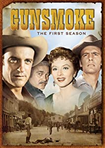 Gunsmoke: The Complete First Season from Paramount