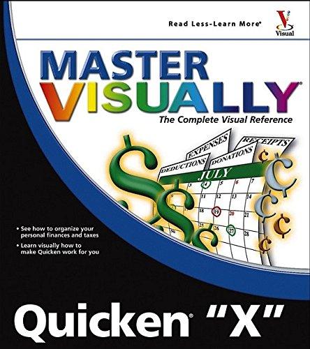 Master VISUALLY Quicken 2006