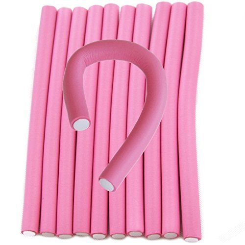 For Sexy Hair Roller Hairstyle Spiral Hair Bendable Foam