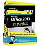 Office 2013 For Dummies, Book + DVD Bundle