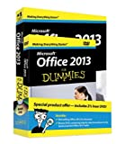 Office 2013 For Dummies, Book + DVD Bundle (For Dummies (Computer/Tech))