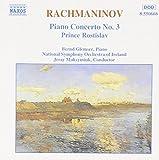 Rachmaninoff Klavierkonzert 3 Glemser