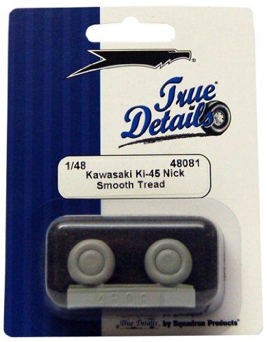 True Details Ki-45 Wheel Set