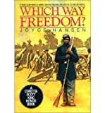 img - for [ { WHICH WAY FREEDOM? (OBI AND EASTER TRILOGY (PAPERBACK)) } ] by Hansen, Joyce (AUTHOR) Feb-01-1992 [ Paperback ] book / textbook / text book