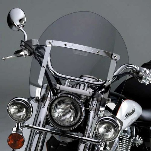National Cycle Switchblade Shorty Windshield - Tint N21716