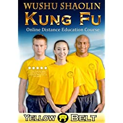 Wushu Shaolin Kung Fu : Yellow Belt