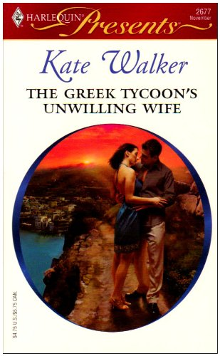 Image of The Greek Tycoon's Unwilling Wife
