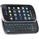 Samsung Galaxy Appeal I827 Unlocked GSM Android Cell Phone - Black/Silver