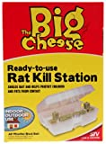 The Big Cheese STV139 Ready to Use Mouse and Rat Kill Station (Pack of 4)