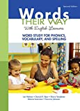 img - for Words Their Way with English Learners: Word Study for Phonics, Vocabulary, and Spelling (2nd Edition) (Words Their Way Series) book / textbook / text book