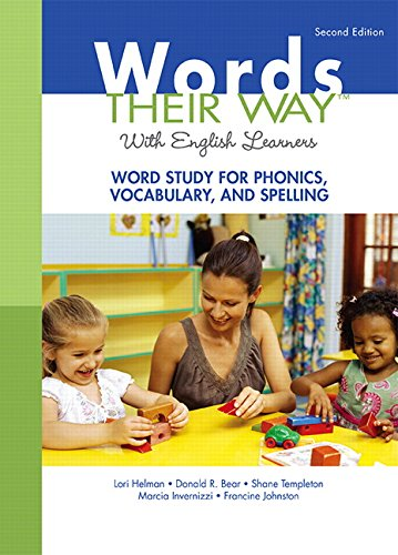 Words Their Way with English Learners: Word Study for...