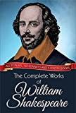 Image of The Complete Works of William Shakespeare: All 37 plays, 160 sonnets and 5 poetry books (Global Classics)