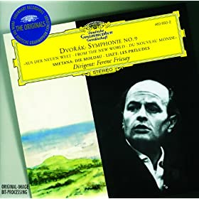Dvor�k: Symphony No.9 / Smetana: The Moldau / Liszt: Les Pr�ludes